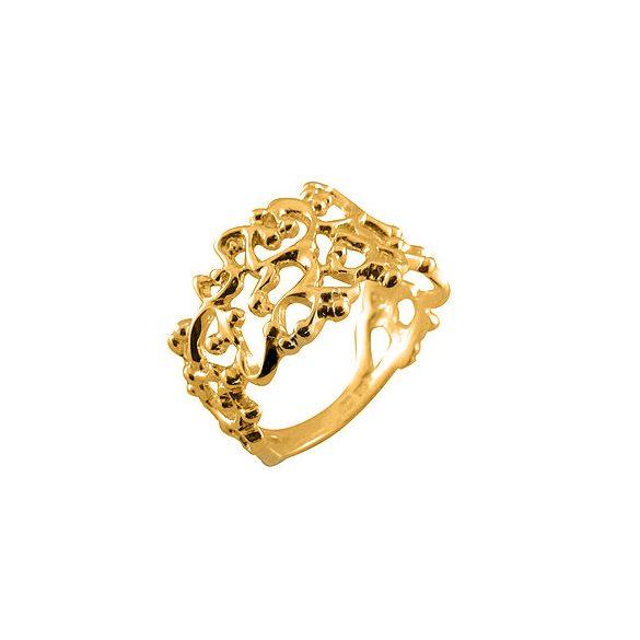 ZLATARNA CELJE - GENTLE LACE Gyűrű