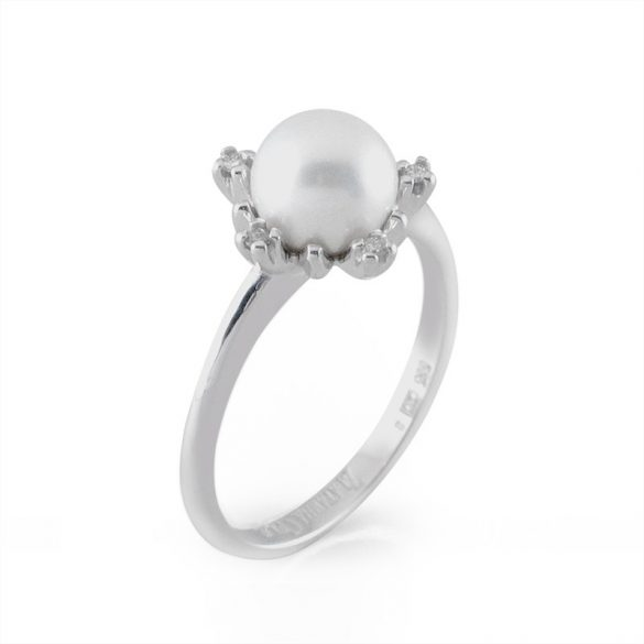 ZLATARNA CELJE - ROMANTIC PEARL Gyűrű