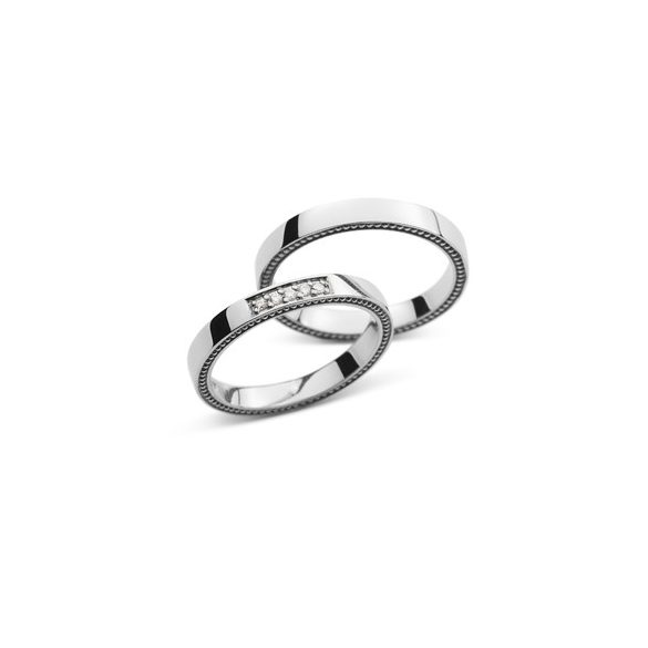 ZLATARNA CELJE - SENSUAL Férfi Karikagyűrű - 11014864