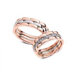 ZLATARNA CELJE - LOVE ME FOREVER Női Karikagyűrű - 11014973