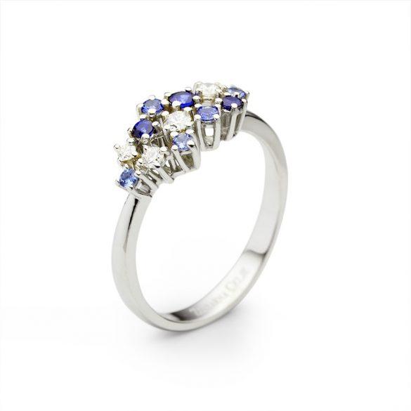ZLATARNA CELJE - Starry Sky Gyűrű