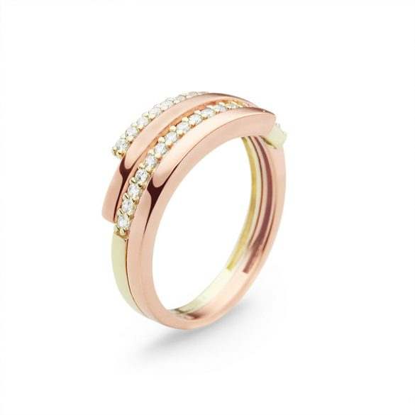 ZLATARNA CELJE - LINES Gyűrű