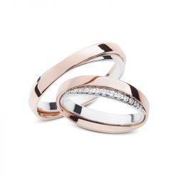 ZLATARNA CELJE - TRUE LOVE Női Karikagyűrű - 11015035
