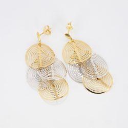 Arany fülbevaló - 21034555