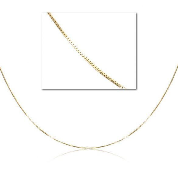 Arany, velencei bébi lánc