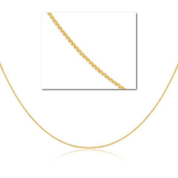 Arany, pancer bébi lánc