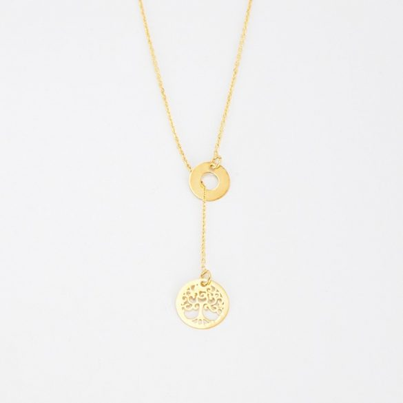 Arany csúszós nyaklánc -21114435