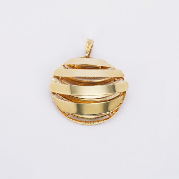 Arany Lézeres, Gyémántvésett Medál  - 2338
