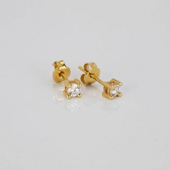 Arany Fülbevaló Brillel - 31035334