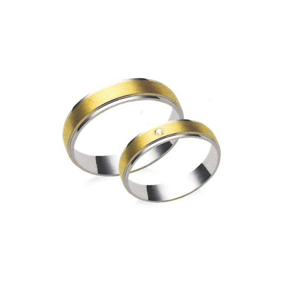 Női Karikagyűrű - 4,5mm széles