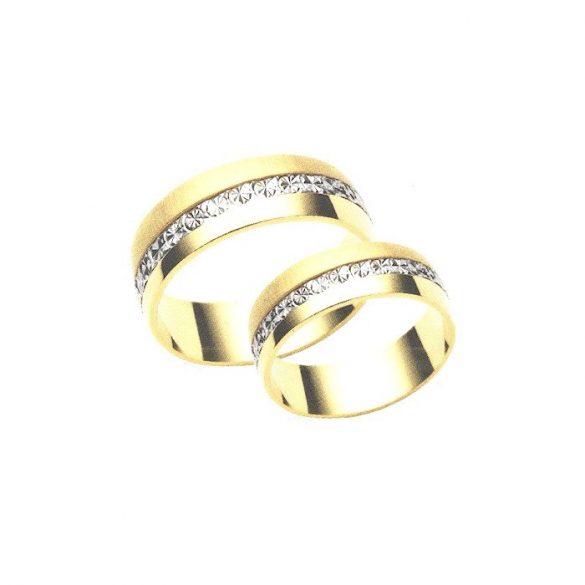 Karikagyűrű - 7mm széles
