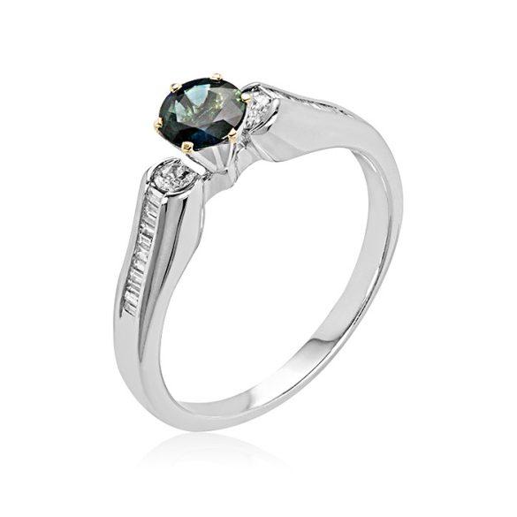 Arany Gyűrű Brillel - 3355
