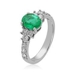 Arany Gyűrű Brillel - 3538