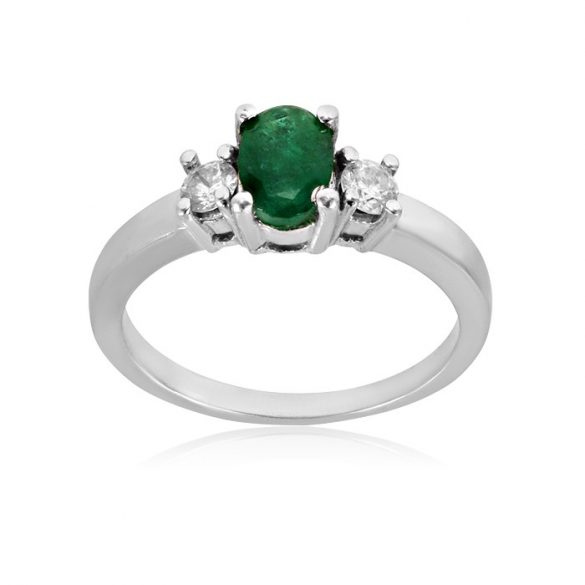 Arany Gyűrű Brillel - 41010296DH