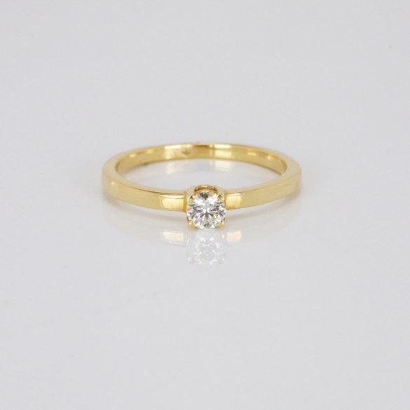 Arany Gyűrű Brillel - 41012363