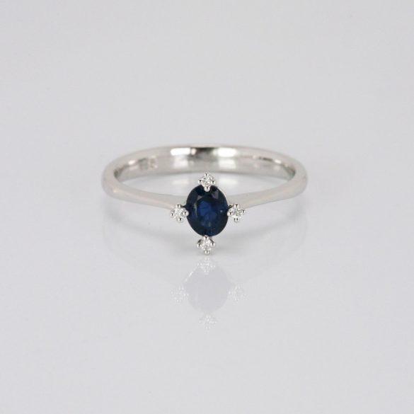 Arany Gyűrű Brillel - 41012370