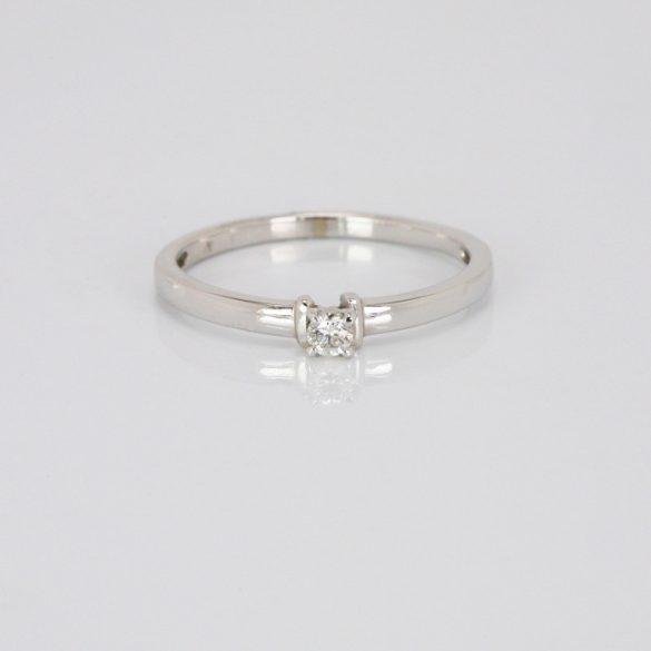 Arany Gyűrű Brillel - 41012371