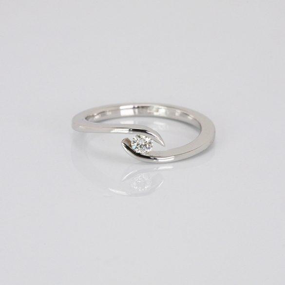 Arany Gyűrű Brillel - 41014216