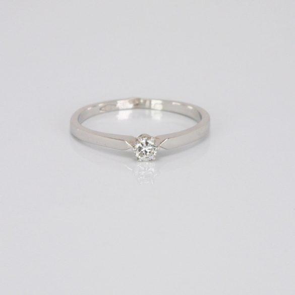 Arany Gyűrű Brillel - 41014825