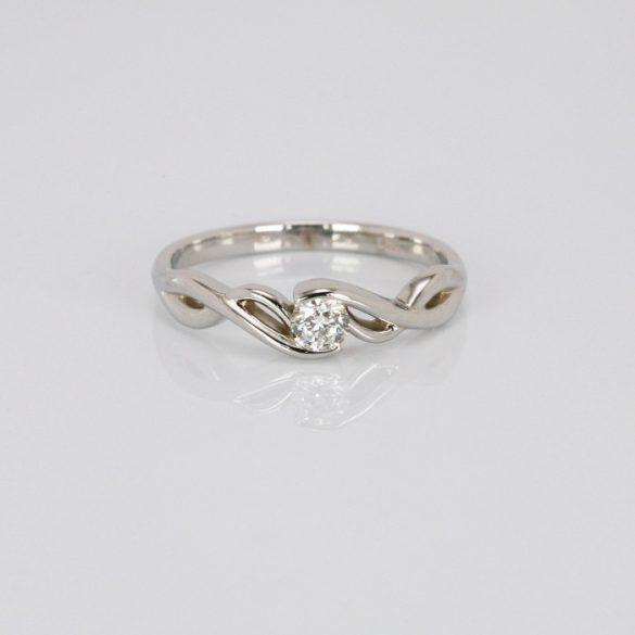 Arany Gyűrű Brillel - 41015330