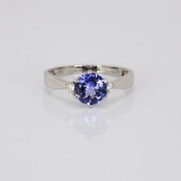 Arany Gyűrű Brillel - 41015420
