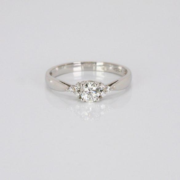 Arany Gyűrű Brillel - 41015557
