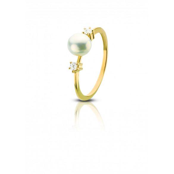 Arany gyűrű - 4101D041F