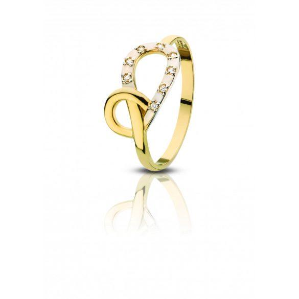 Arany gyűrű - 4101G072F