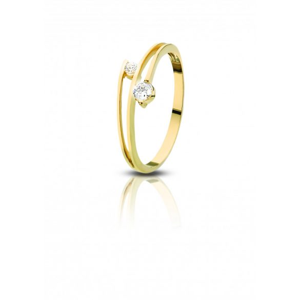 Arany gyűrű - 4101G123F