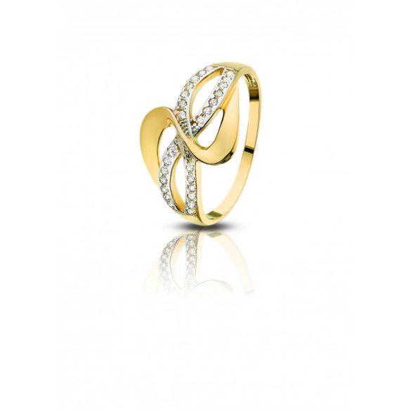 Arany gyűrű - 4101G127F