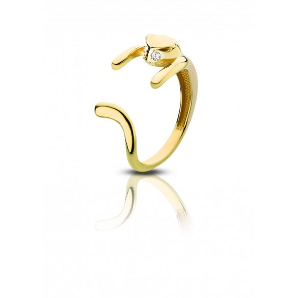 Arany gyűrű - 4101G129F