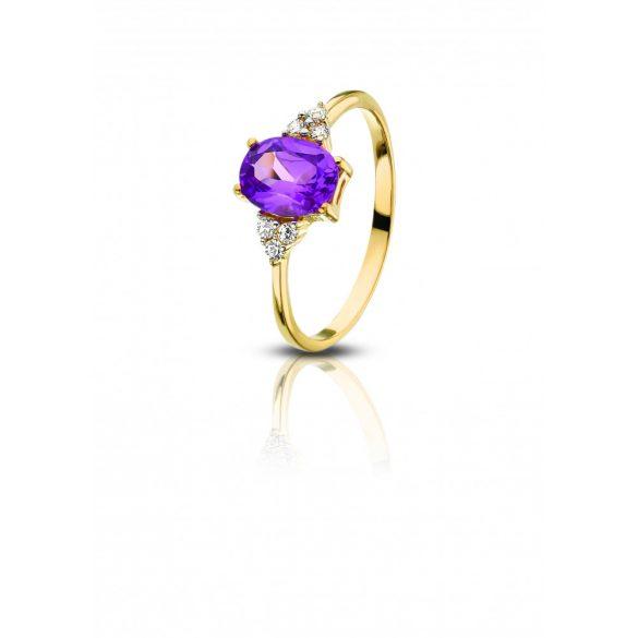 Arany gyűrű - 4101G137F