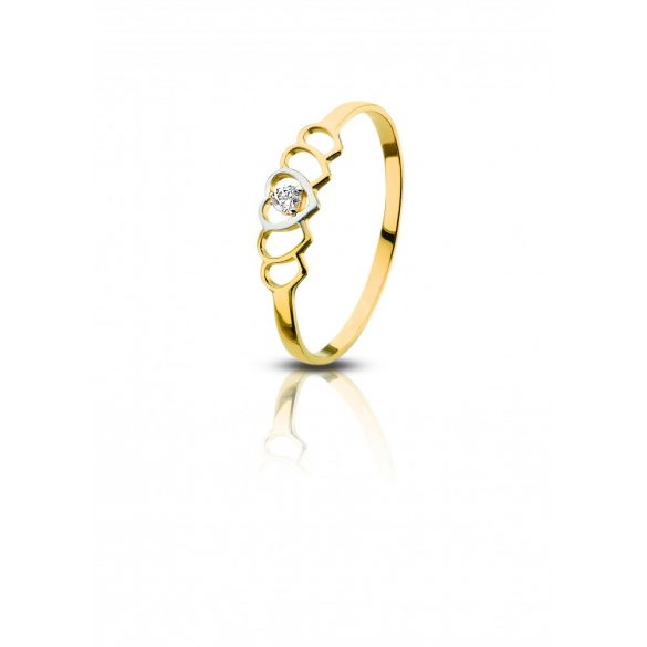 Arany gyűrű - 4101G177F