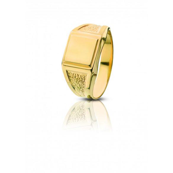 Arany pecsétgyűrű - 4101PG007F
