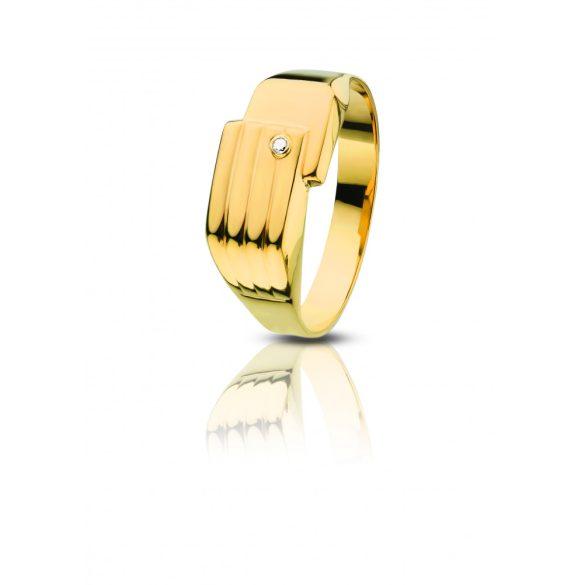Arany pecsétgyűrű - 4101PG008F