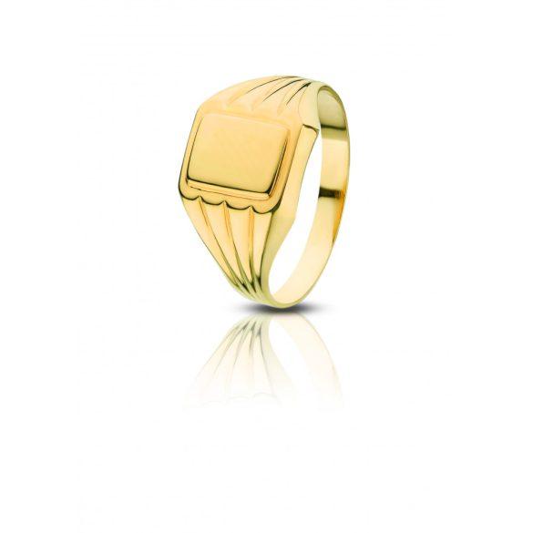 Arany pecsétgyűrű - 4101PG009F