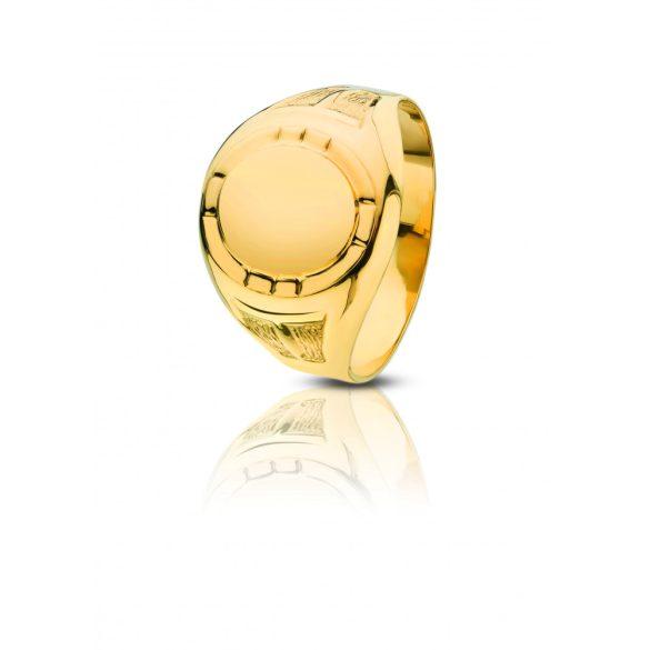 Arany pecsétgyűrű - 4101PG011F