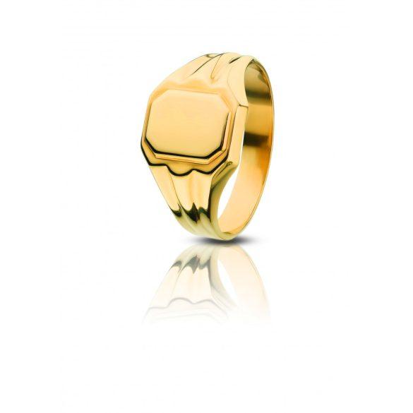 Arany pecsétgyűrű - 4101PG019F