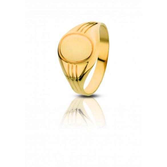 Arany pecsétgyűrű - 4101PG020F