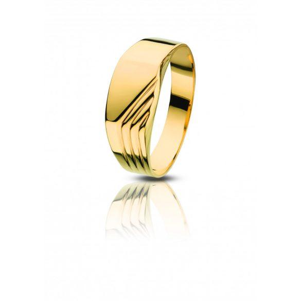 Arany pecsétgyűrű - 4101PG023F