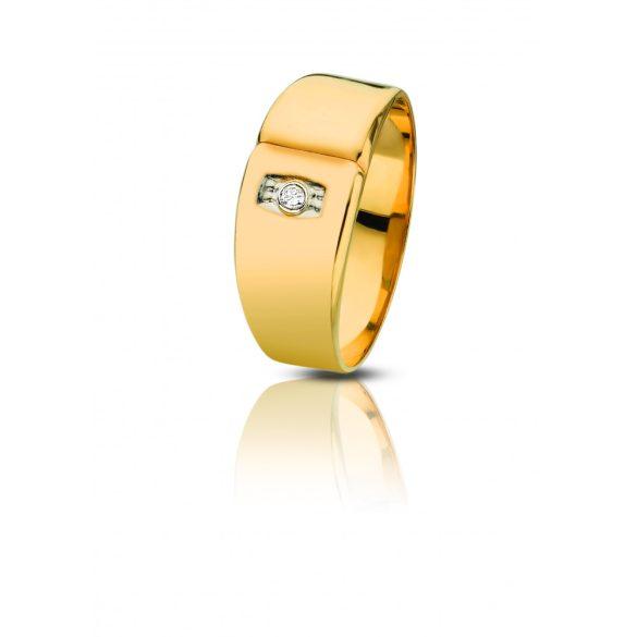 Arany pecsétgyűrű - 4101PG024F