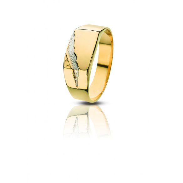 Arany pecsétgyűrű - 4101PG025F