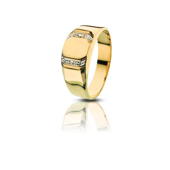 Arany pecsétgyűrű - 4101PG026F