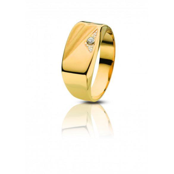 Arany pecsétgyűrű - 4101PG027F