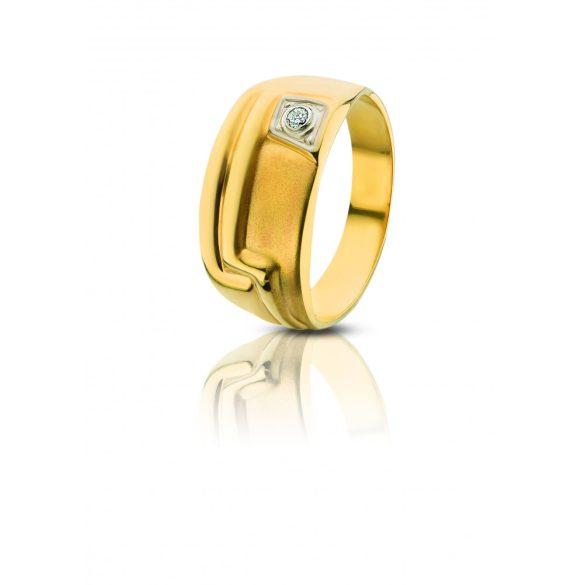 Arany pecsétgyűrű - 4101PG029F