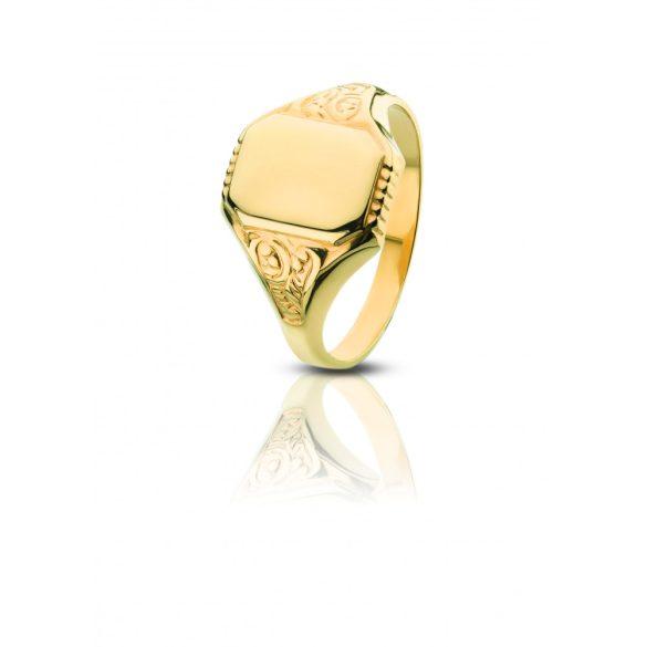 Arany pecsétgyűrű - 4101PG030F