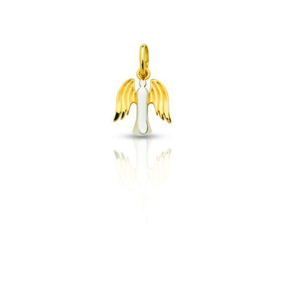 Arany medál, angyalka - 4102M011F