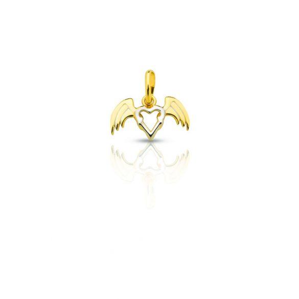 Arany medál, angyalka - 4102M012F