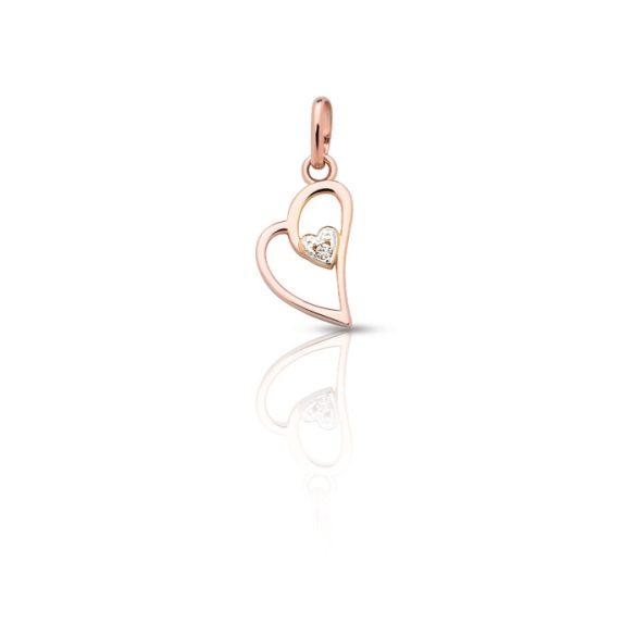 Arany medál, szív - 4102M021F