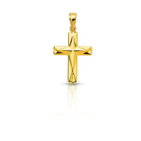 Arany medál, kereszt - 4102M09F